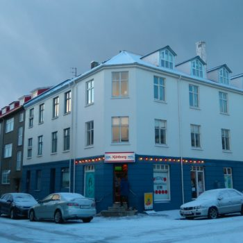 Home at Blómvallagata 10, 101 Reykjavík